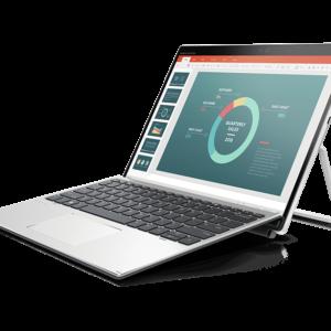 تبلت ویندوزی HP مدل Elite x2 1012 G1 پردازنده M7 نسل 6 ایساده