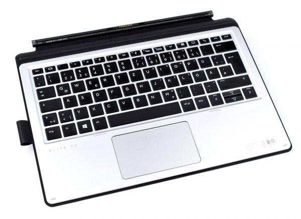 تبلت ویندوزی HP مدل Elite x2 1012 G2 صفحه کلید جداشدنی