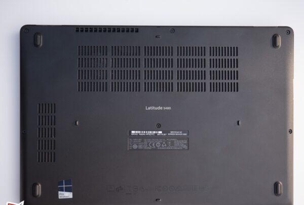 لپتاپ استوک Dell مدل Latitude 5480 زیر