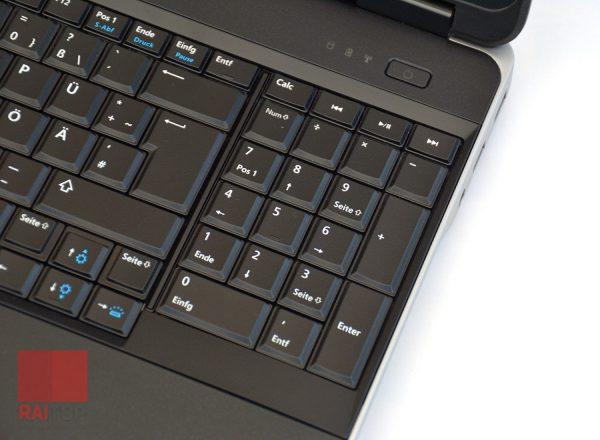 لپتاپ استوک Dell مدل Latitude E6540 صفحه کلید