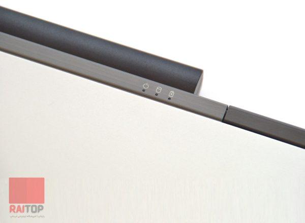 لپتاپ استوک Dell مدل Latitude E6540 نشانگرهای وضعیت led