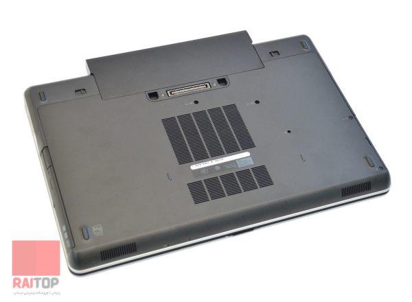 لپتاپ استوک Dell مدل Latitude E6540 نمای از زیر
