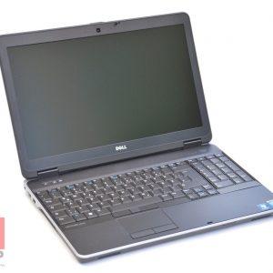 لپتاپ استوک Dell مدل Latitude E6540 نمای رو به رو