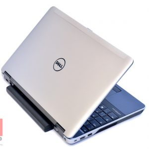 لپتاپ استوک Dell مدل Latitude E6540 نیمه باز از پشت