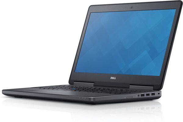 لپتاپ استوک Dell مدل Precision 7510 i7 نمای راست