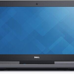 لپتاپ استوک Dell مدل Precision 7510 i7 نمای رو به رو