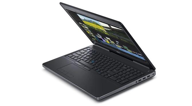 لپتاپ استوک Dell مدل Precision 7510 i7 - نیمه باز