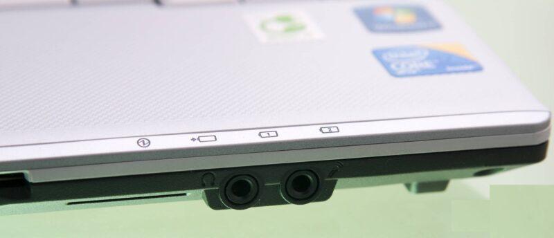 لپتاپ استوک Fujitsu مدل Lifebook S790 ال ای دی