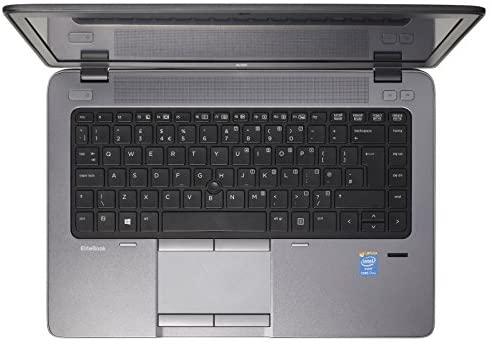 لپتاپ استوک HP مدل EliteBook 840 G1 نمای بالا