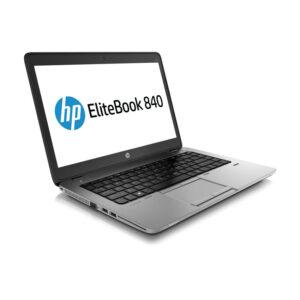 لپتاپ استوک HP مدل EliteBook 840 G1 نمای چپ