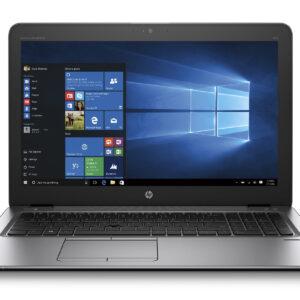 لپتاپ استوک HP مدل EliteBook 850 G3 رو به رو