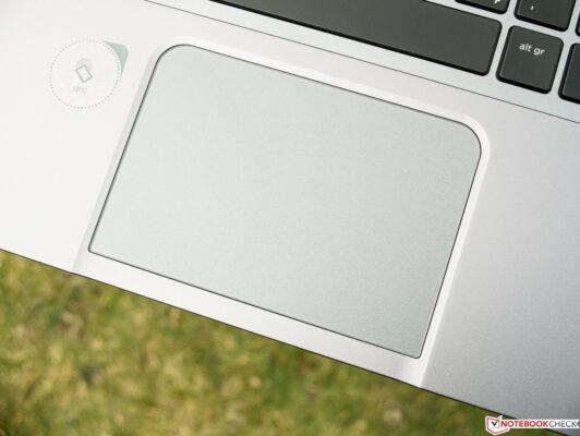 استوک HP مدل EliteBook Folio 1040 G2 تاچ پد   لپتاپ استوک HP مدل EliteBook Folio 1040 G2