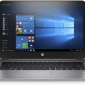 لپتاپ استوک HP مدل EliteBook Folio 1040 G2 جلو ویندوز ۱۰