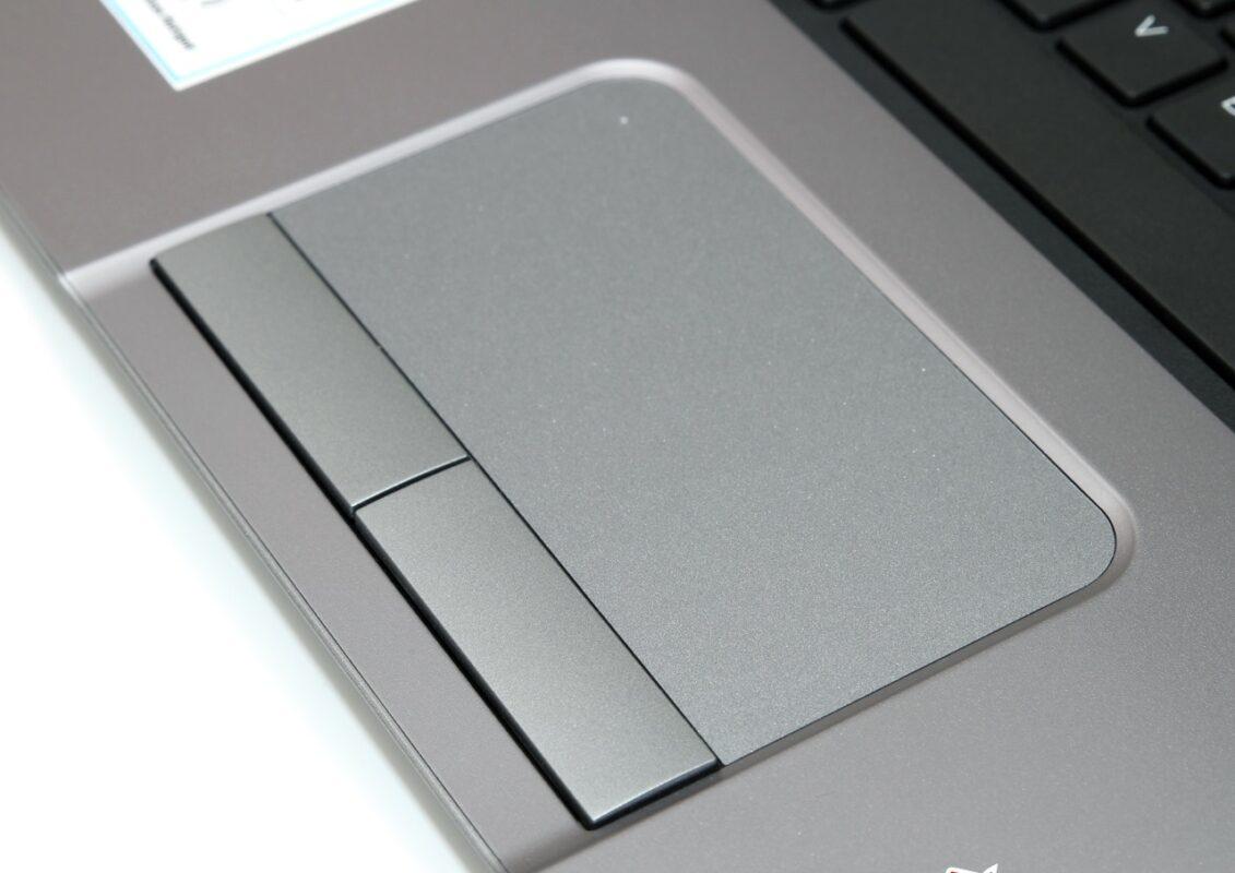 لپتاپ استوک HP مدل ProBook 470 G1 تاچ پد