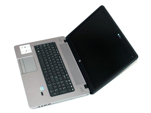 لپتاپ استوک HP مدل ProBook 470 G1 درجه باز بودن