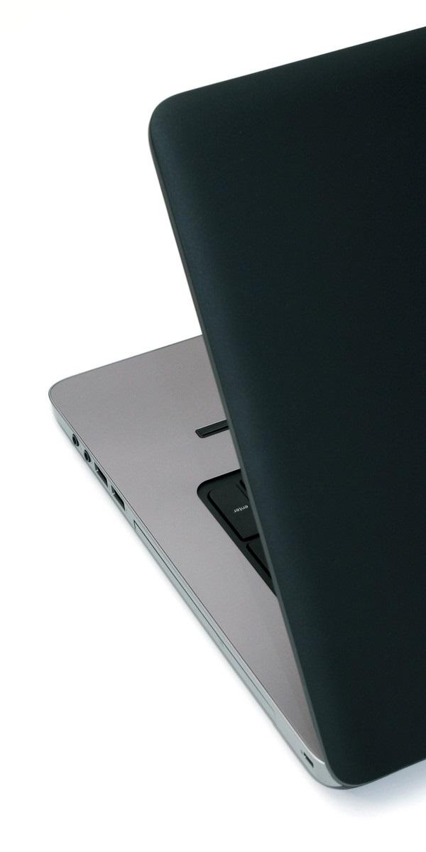 لپتاپ استوک HP مدل ProBook 470 G1 نمای کنار