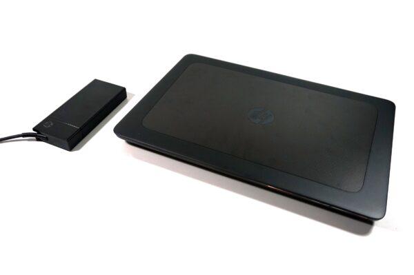 لپتاپ استوک HP مدل ZBook 15 G3 بسته با شارژر