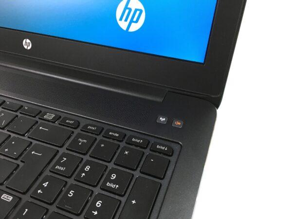لپتاپ استوک HP مدل ZBook 15 G3 کلید های فانکشن