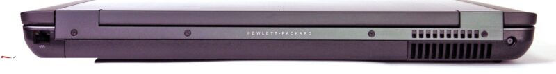 لپتاپ استوک HP مدل ZBook 17 G2 بدون پورت در پشت