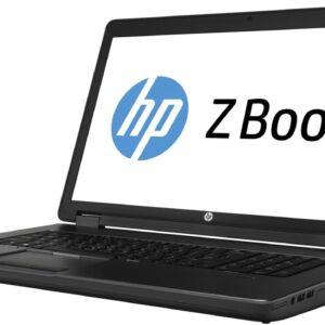 لپتاپ استوک HP مدل ZBook 17 G2 تصویر رسمی از راست
