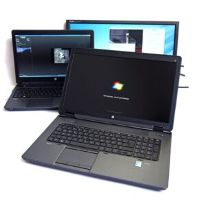 لپتاپ استوک HP مدل ZBook 17 G2 جندتایی