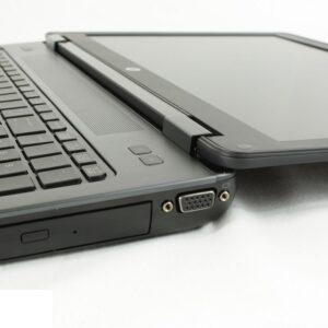 لپتاپ استوک HP مدل ZBook 17 G2 زاویه باز شدن