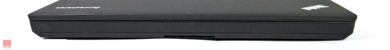 لپتاپ استوک Lenovo مدل ThinkPad T440p جلو بدون پورت