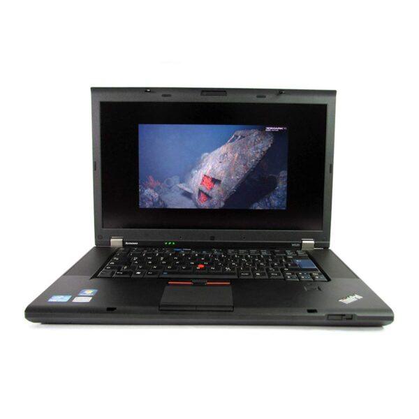 لپتاپ استوک Lenovo مدل ThinkPad W520 رو به رو