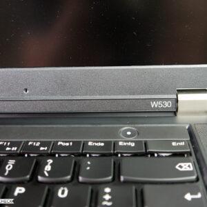 لپتاپ استوک Lenovo مدل ThinkPad W530 جنس بدنه