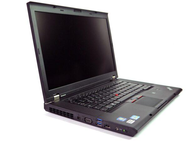 لپتاپ استوک Lenovo مدل ThinkPad W530 نمای چپ
