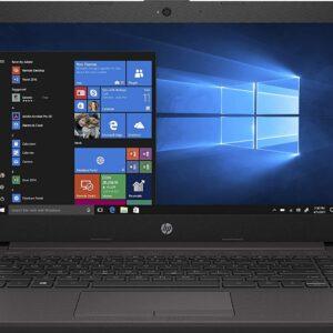 لپتاپ استوک HP مدل 245 G7 رو به رو