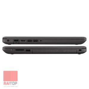 لپتاپ استوک HP مدل 250 G7 پورت ها