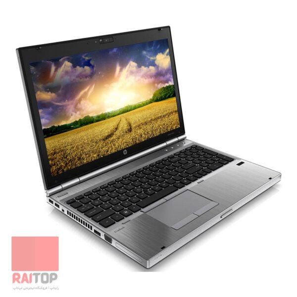 لپتاپ استوک HP مدل EliteBook 8560p i7 از چپ