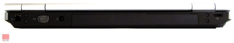 لپتاپ استوک HP مدل EliteBook 8560p i7 پشت با پورت سریال و ساتا