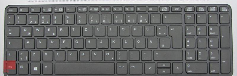 لپتاپ استوک HP مدل ProBook 650 G1 i7 صفحه کلید