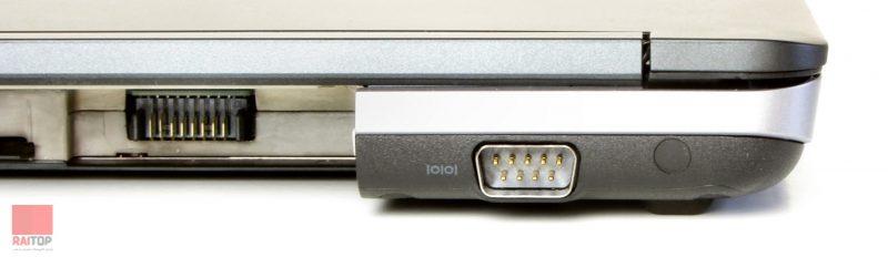 لپتاپ استوک HP مدل ProBook 650 G1 i7 پورت های پشت