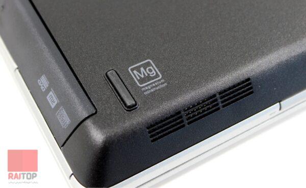 لپ تاپ استوک Dell مدل Latitude E6420 i7 محافظ ضربه زیر