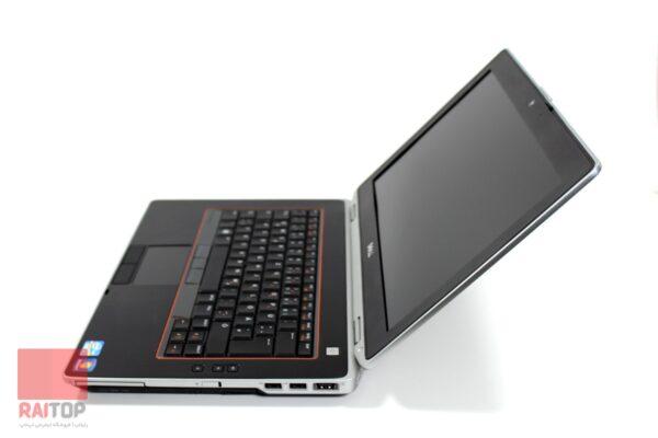 لپ تاپ استوک Dell مدل Latitude E6420 i7 نما از راست
