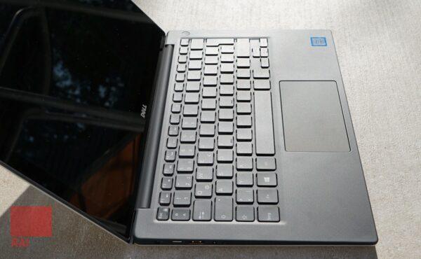 لپ تاپ استوک Dell مدل XPS 9360 صفحه کلید وتاچ