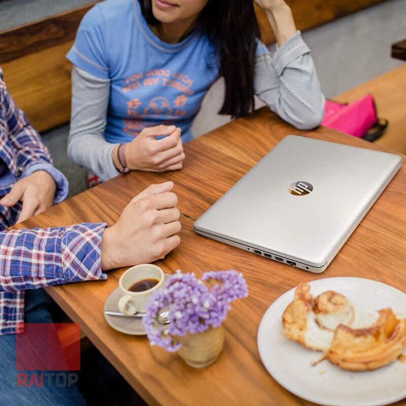 لپ تاپ استوک HP مدل 14-dk0002dx بسته