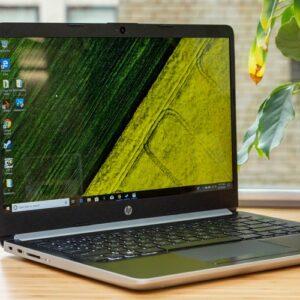 لپ تاپ استوک HP مدل 14-dk0002dx (1)