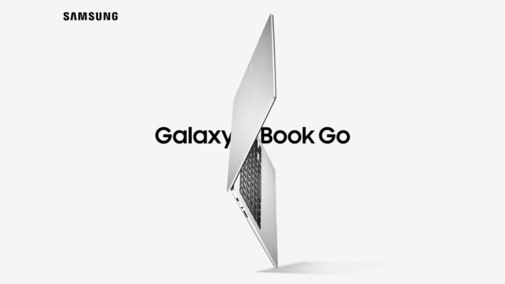لپتاپ سامسونگ galaxy book go