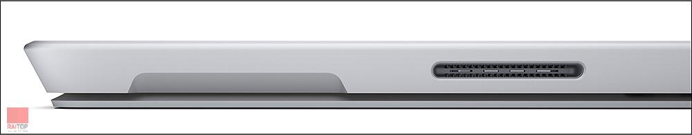 تبلت استوک مایکروسافت مدل Surface Pro 3 به همراه کیبورد ظرفیت 256 گیگابایت پورت ۱
