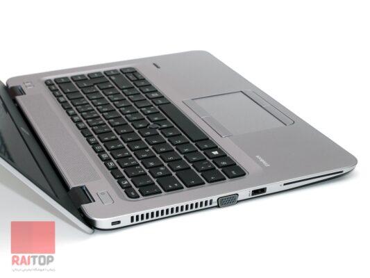 لپتاپ استوک HP مدل EliteBook 745 G3 چپ ۱