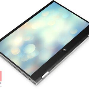 لپ تاپ استوک قابل تبدیل 14 اینچی HP مدل Pavilion x360 14-dw1 تبلتی