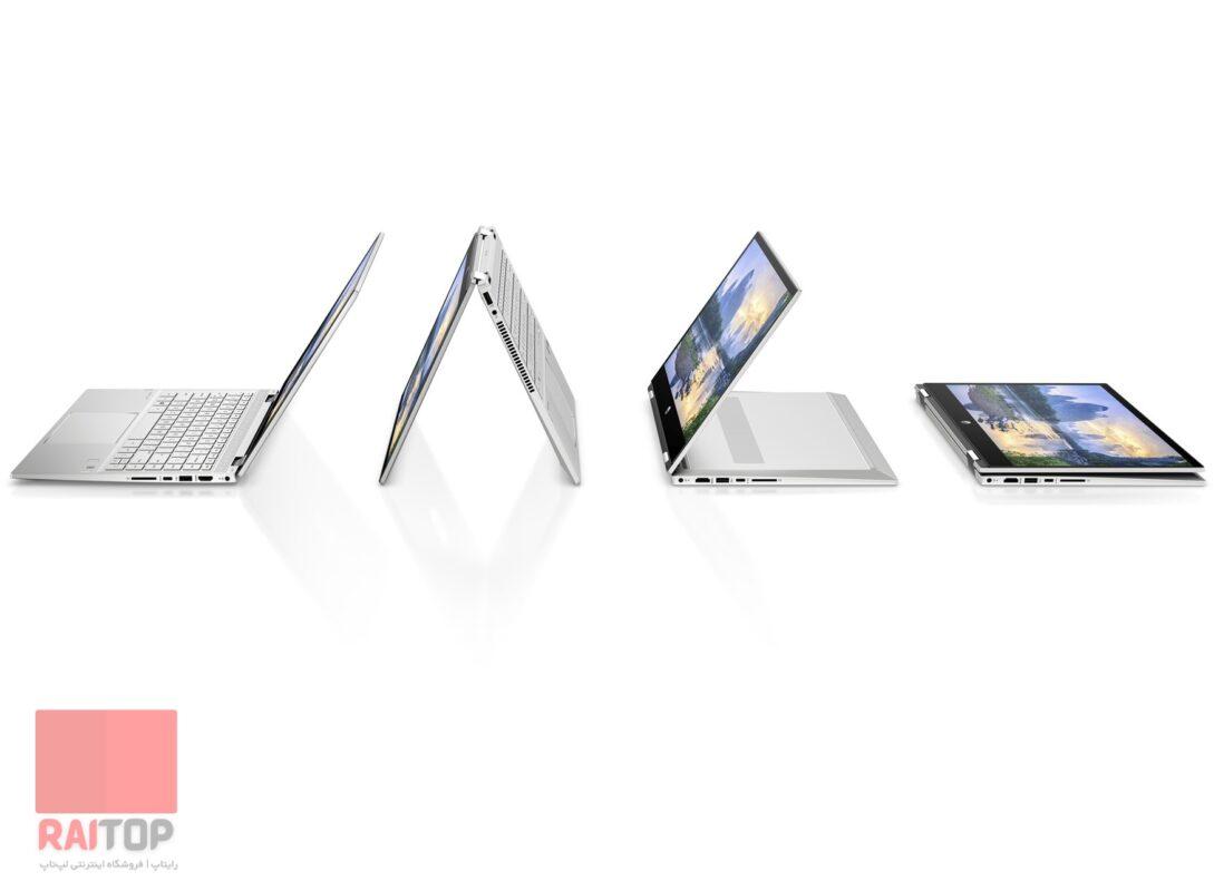 لپ تاپ استوک قابل تبدیل 14 اینچی HP مدل Pavilion x360 14-dw1 حالت ها