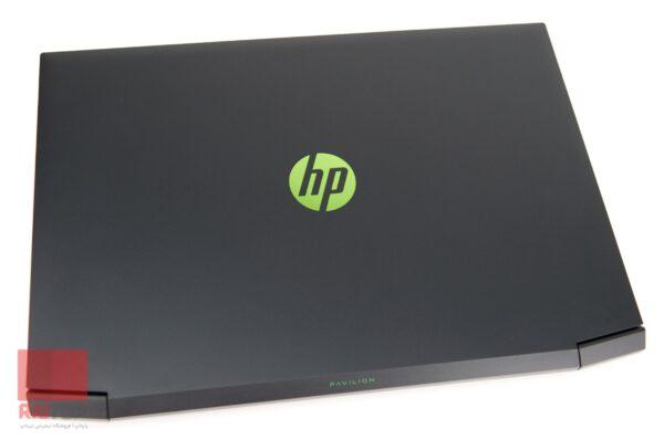 لپ تاپ استوک گیمینگ HP مدل Pavilion 16-a0076ms بسته