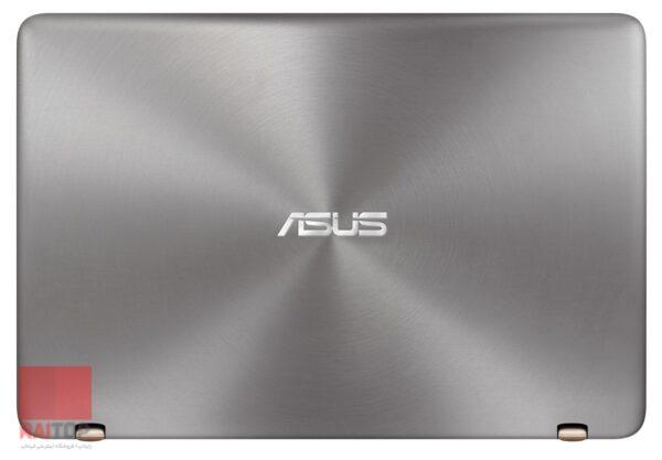 لپ تاپ استوک 13 اینچی ASUS مدل ZenBook Flip UX360UAK پشت 1