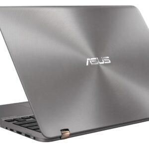 لپ تاپ استوک 13 اینچی ASUS مدل ZenBook Flip UX360UAK پشت