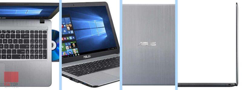 لپ تاپ استوک 15 اینچی ASUS مدل X540LJ بنر ۲